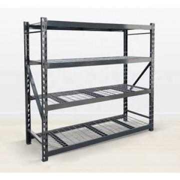 Multi-Purpose Hollowed-out Plastic Storage Shelving Unit