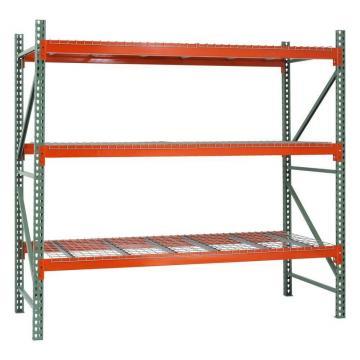 Industrial Multi-Tier Mezzanine Racking Heavy Duty Metal Shelving