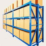 High Quality Industrial Metal Anti Corrosive Heavy Duty Selective Pallet Storage Warehouse Long Span Shelving