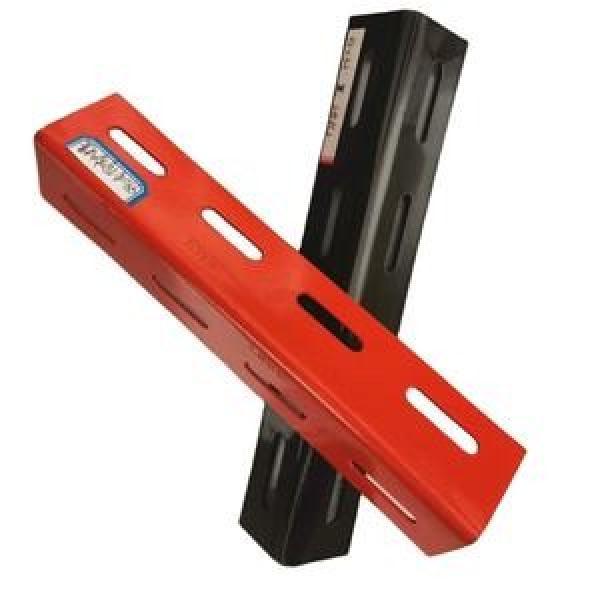 Hot Selling Powder Coatyed Slotted Angle Iron #2 image