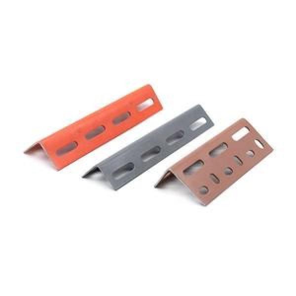 Galvanized and Powder Coated Q195 Slotted Angle Steel Bar Shelf #3 image