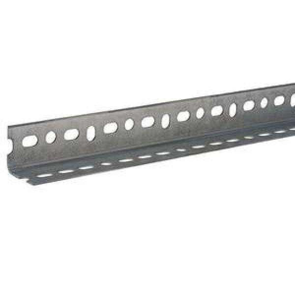 Perforated Powder Coated Steel Slotted Angle Bar for Shelf #1 image