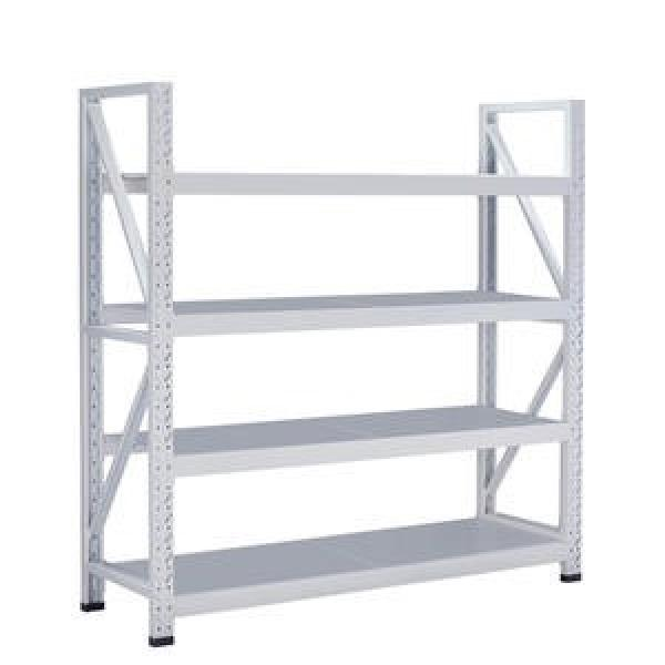 Perforated Powder Coated Steel Slotted Angle Bar for Shelf #3 image