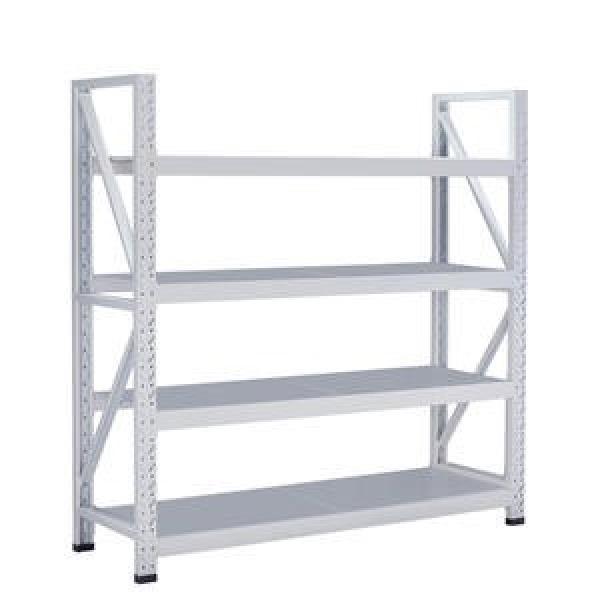 Slotted Angle Bar Shelving / Hot Sell Slotted Angle Iron #1 image