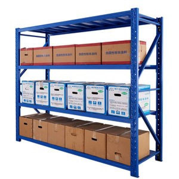 Warehouse Shelving with Wire Mesh for Sales #2 image