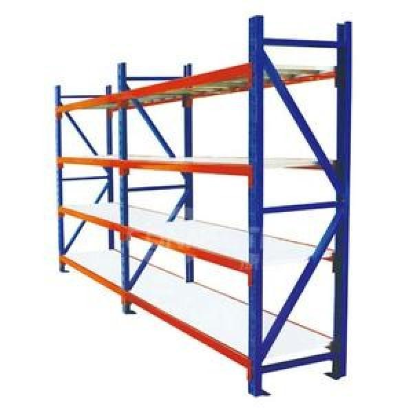 Warehouse Shelving with Wire Mesh for Sales #1 image
