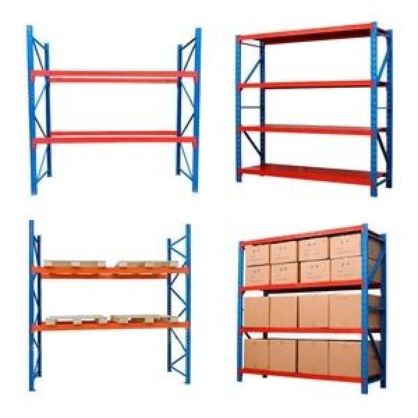 Heavy Duty Supermarket Hypermarket Metal Shelf with Ce Certification #1 image