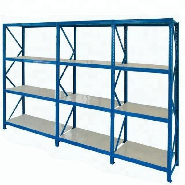 Long Span Medium Duty Shelving Steel Storage Racking for Warehouse #2 image