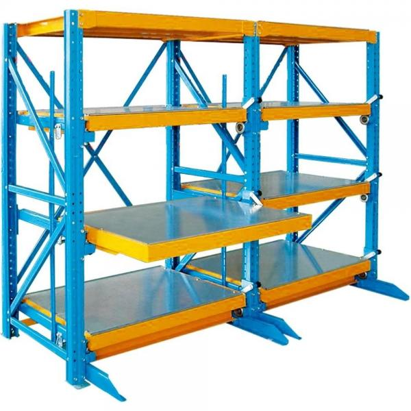 Bear 1200kg Heavy Duty Commercial Industrial Adjustable Grid Storage Shelving #3 image
