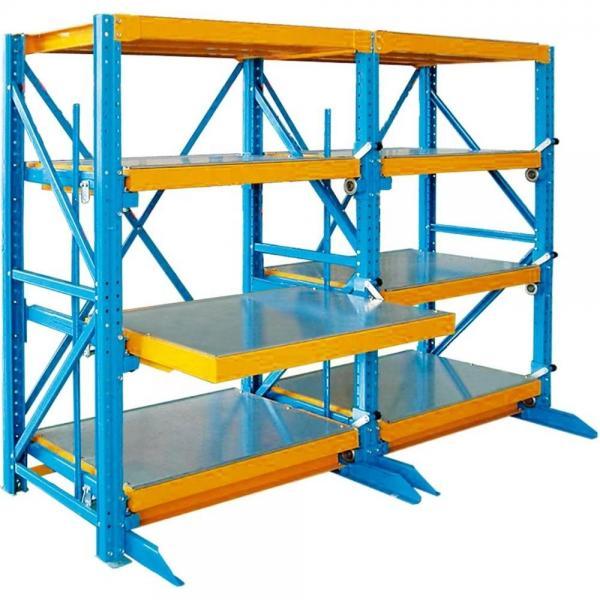 Commercial Stacking Racks Shelves, Furniture Shelve Rack, Heavy Duty Metal Shelves for Storage #1 image