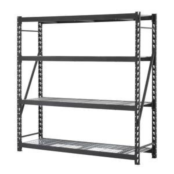 Heavy Duty Industrial Warehouse Transport Stackable Storage Steel Nestainer Pallet Rack #2 image