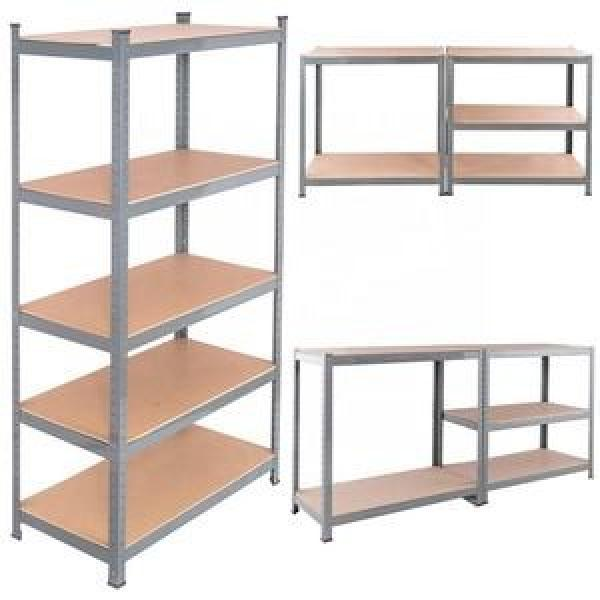 Storage Bin Metal Wire Shelving Unit for Spare Parts Organizing #3 image