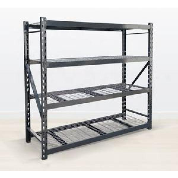 Storage Bin Metal Wire Shelving Unit for Spare Parts Organizing #2 image