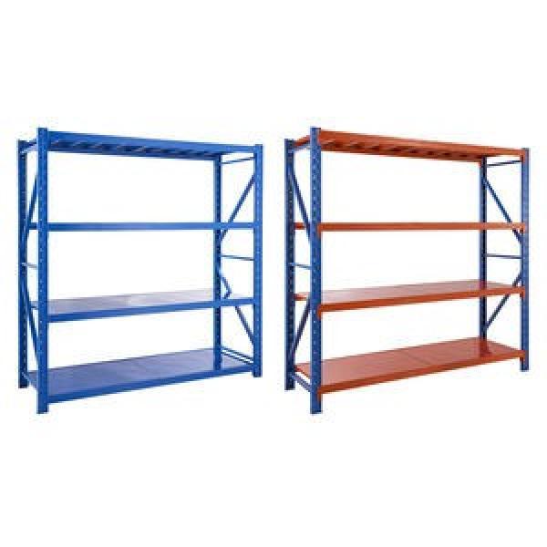Heavy Duty Warehouse Storage Mobile Galvanized Rack Shelving #2 image
