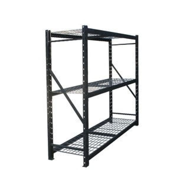 Rolling NSF 4 Tier Chrome Steel Commercial Restaurant Kitchen Food Storage Wire Shelving Rack Factory #2 image