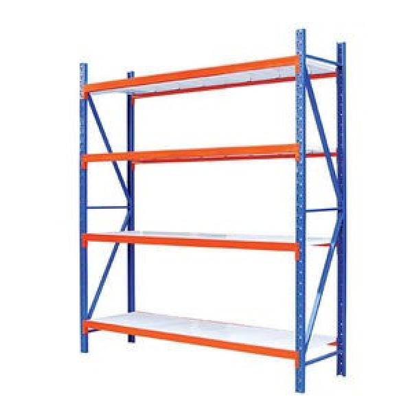 Warehouse Shelving with Wire Mesh for Sales #3 image