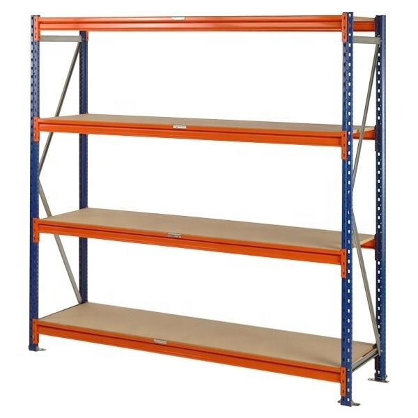 Heavy Duty Long Span Metal Shelf for Industrial Warehouse Storage #3 image