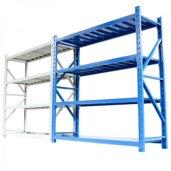 Heavy Duty Long Span Metal Shelf for Industrial Warehouse Storage #2 image