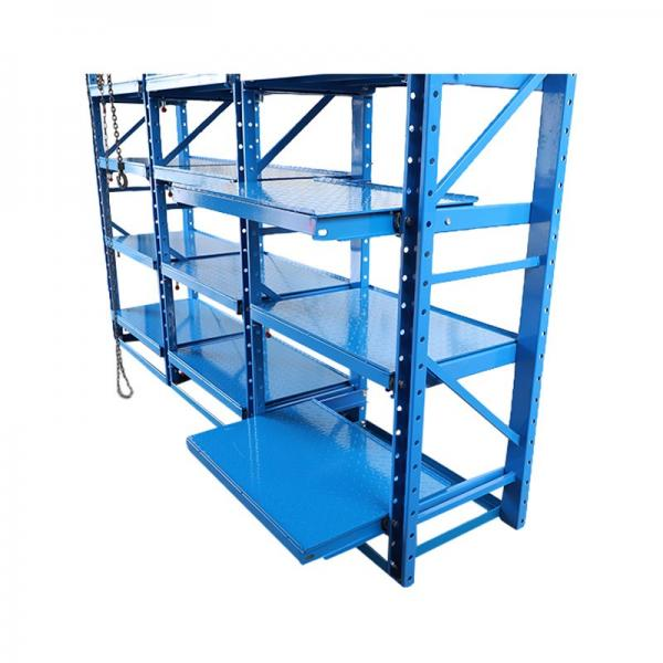 Heavy Duty Long Span Metal Shelf for Industrial Warehouse Storage #1 image