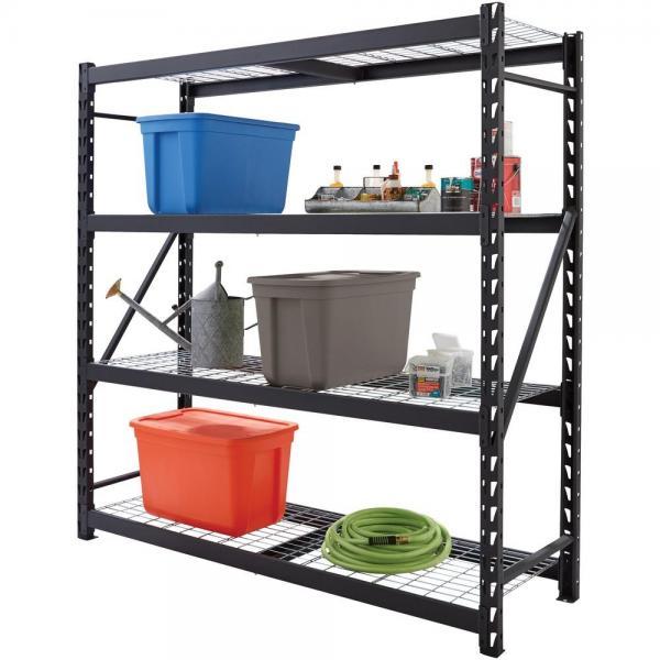 Light Duty Warehouse Metal Rack Shelving Units #3 image